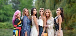 Post de Amaia Salamanca, Eugenia Silva y Marta Sánchez, en la boda más 'chic' del verano