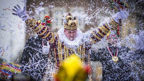 El príncipe del Carnaval de Maastricht