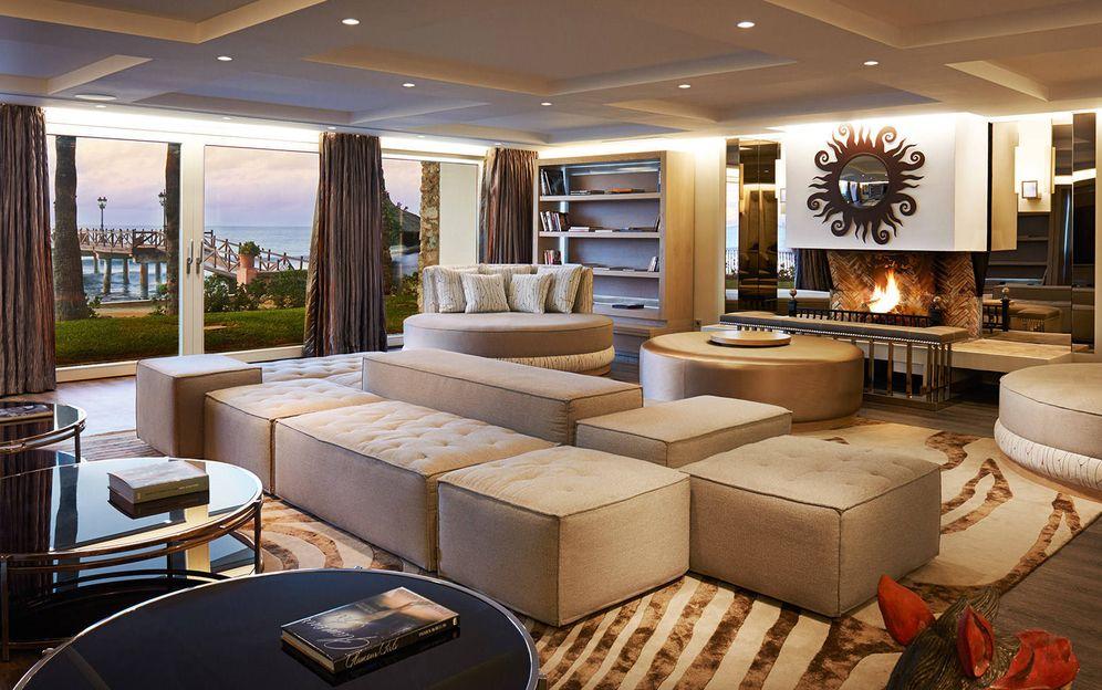 Foto: A Paula Echevarría la hemos visto en el Marbella Club Hotel, que es puro lujo y sofisticación junto al mar.