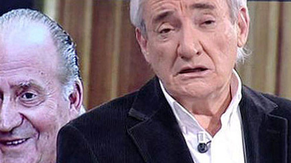 """Luis del Olmo: """"A la Infanta le ha traicionado su íntimo compañero"""""""