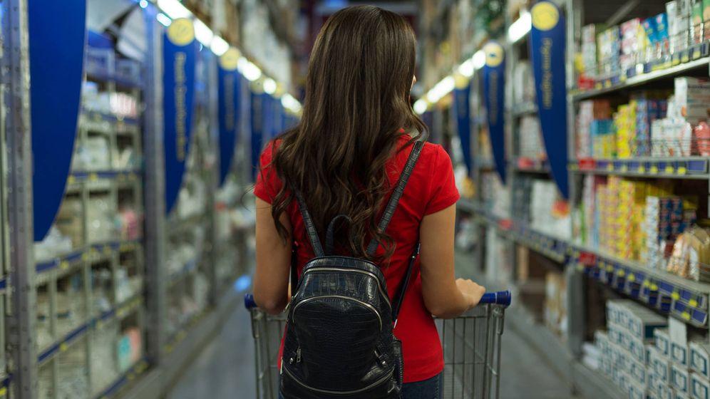 Foto: La disposición de los alimentos influye en la decisión de compra. (iStock)