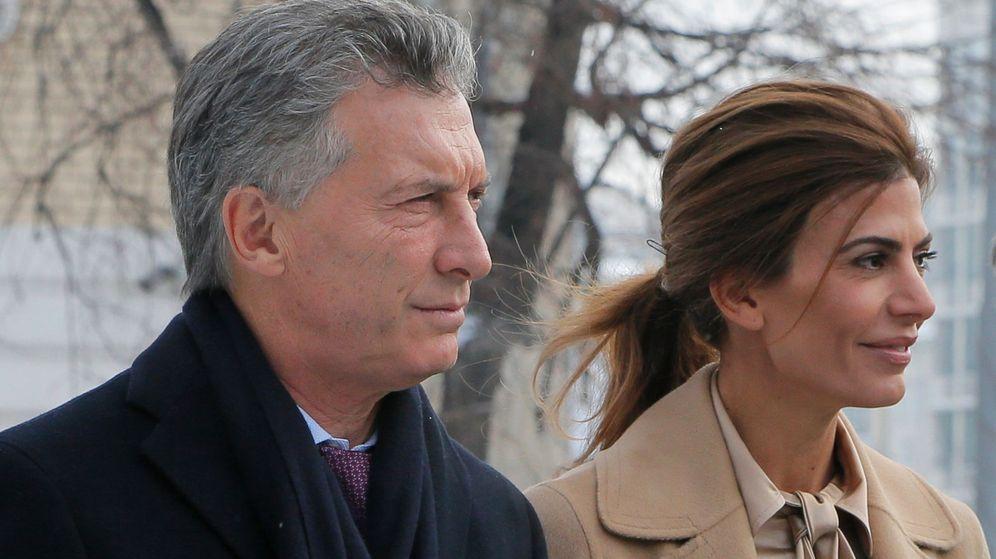 Foto: Macri y Awada, en una imagen de archivo. (EFE)