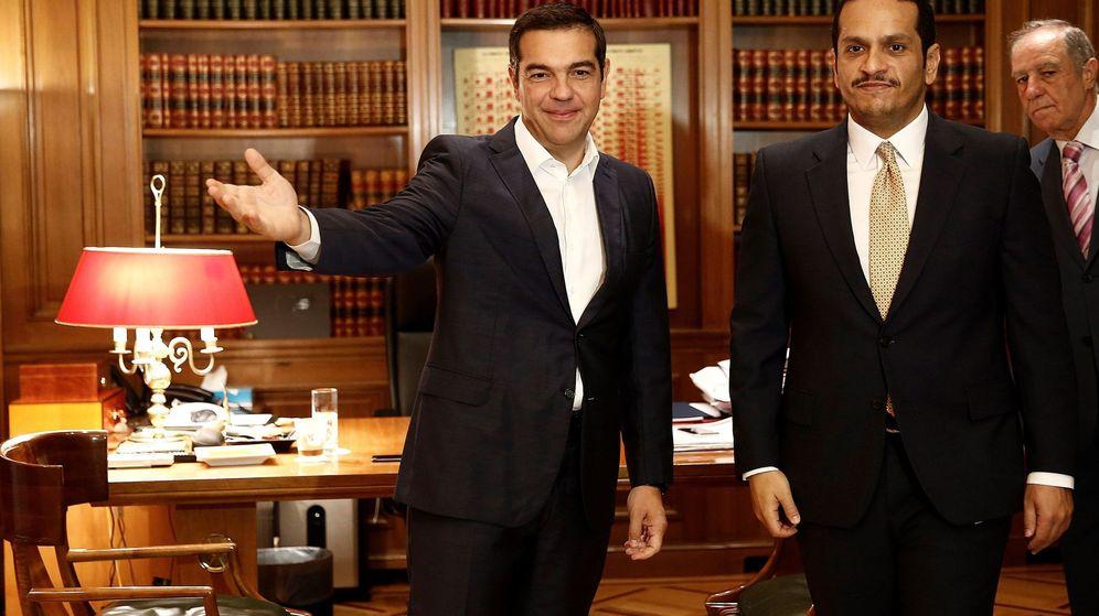 Foto: Tsipras ha pasado de ser el rebelde antisistema a un aliado para los europeos. (EFE)