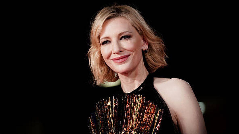 Cate Blanchett, te lo pedimos: no te enganches a los retoques