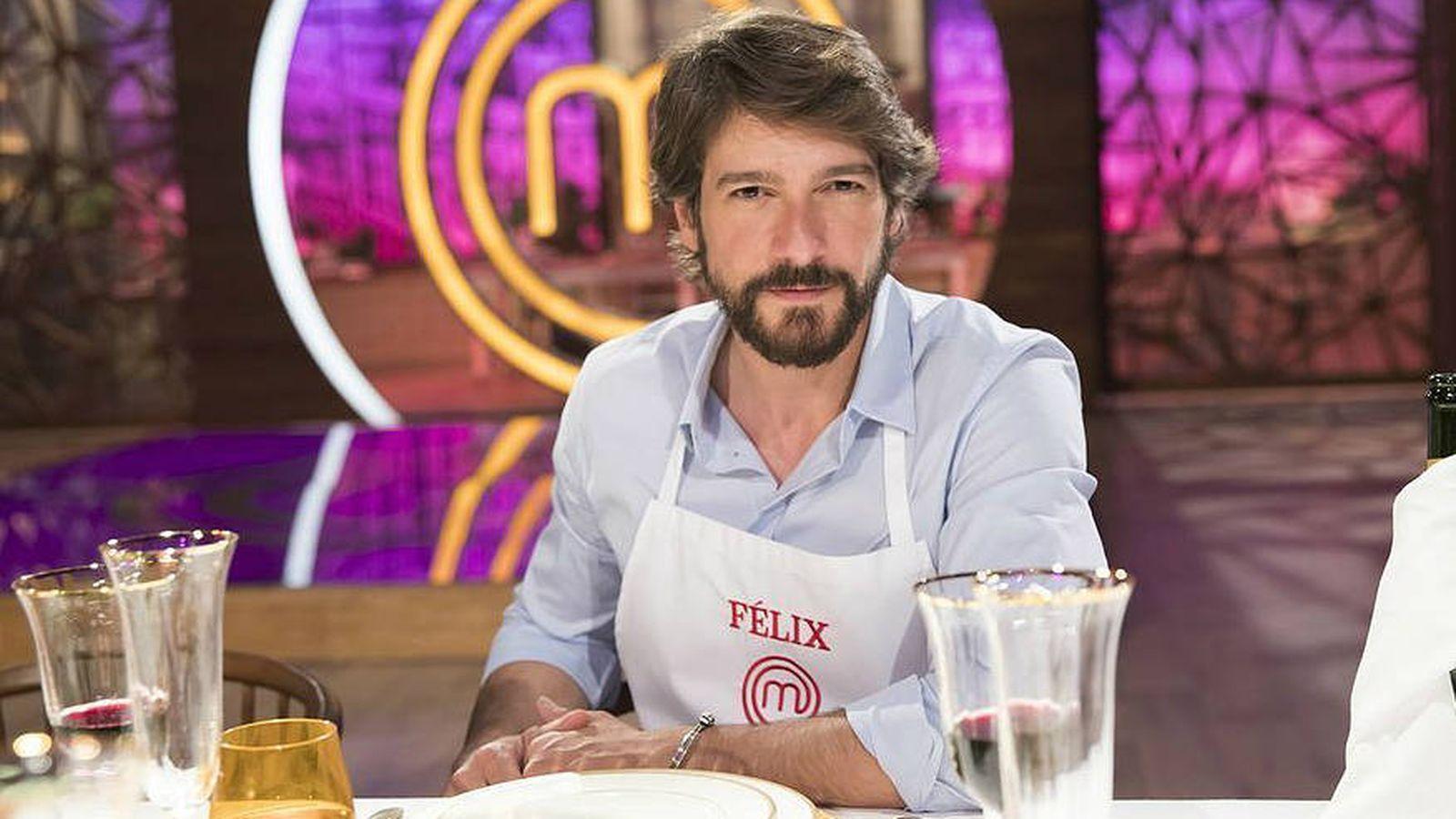 Foto: Félix Gómez, concursante de 'MC Celebrity'. (RTVE)