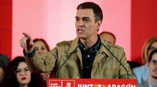 El 'moderado' Pedro Sánchez incendia el PSOE y España