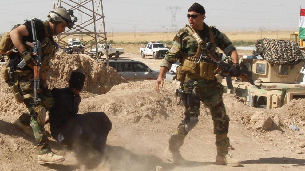 Las kurdos, hacia su independencia ante el desmembramiento de Irak