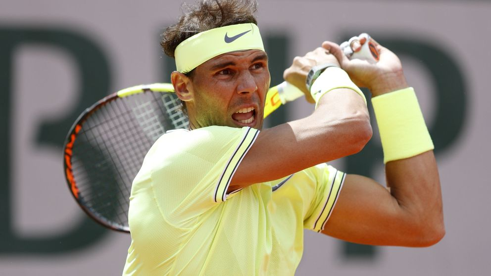El debut de Rafa Nadal en Roland Garros: un amante de los guepardos y una pista nueva