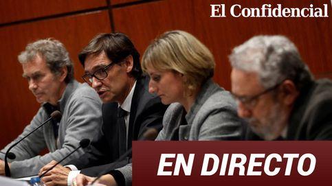 En directo, última hora del coronavirus en España