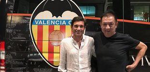 Post de La decepción en el Valencia y el mensaje de Peter Lim a Alemany... sobre quién es el jefe