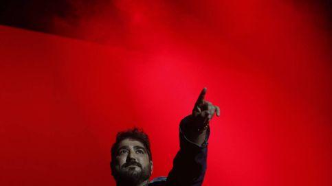 El emotivo concierto de Antonio Orozco tras la muerte de la madre de su hijo
