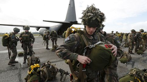 El 'Rambo' francés: más de 300 militares para capturar a un recién salido de prisión