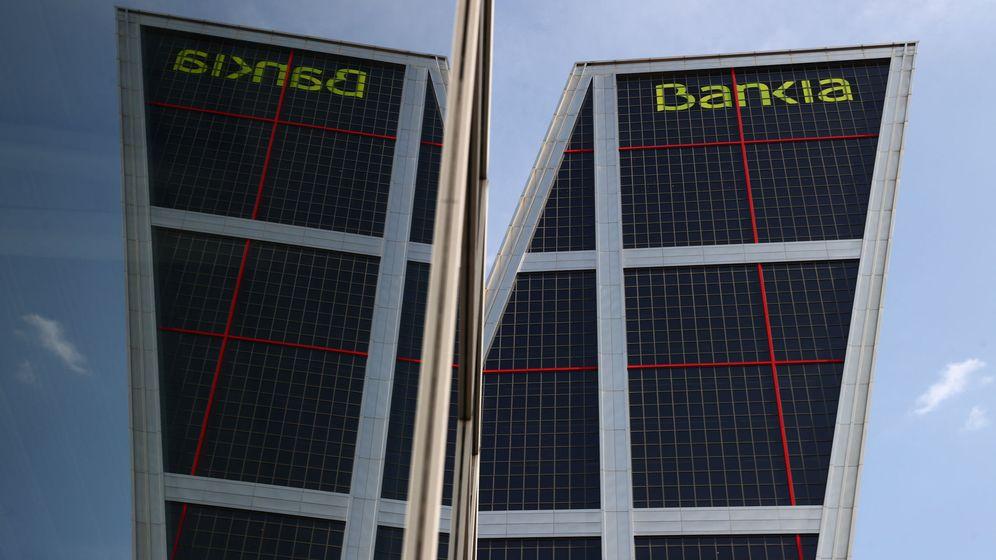 Foto: Oficinas de Bankia en Madrid. (EFE)