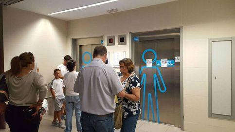 Identificado el cadáver del ascensor del Hospital La Paz de Madrid