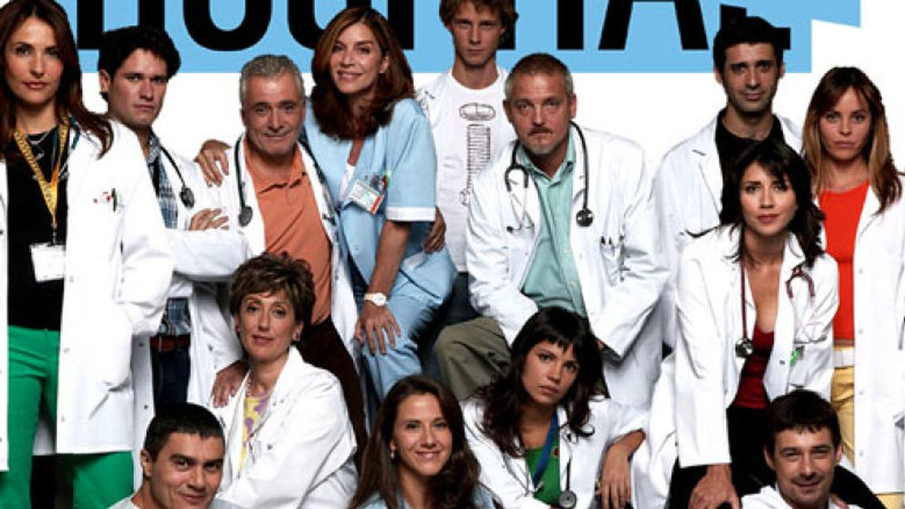 Fran Perea se cuela en Hospital Central