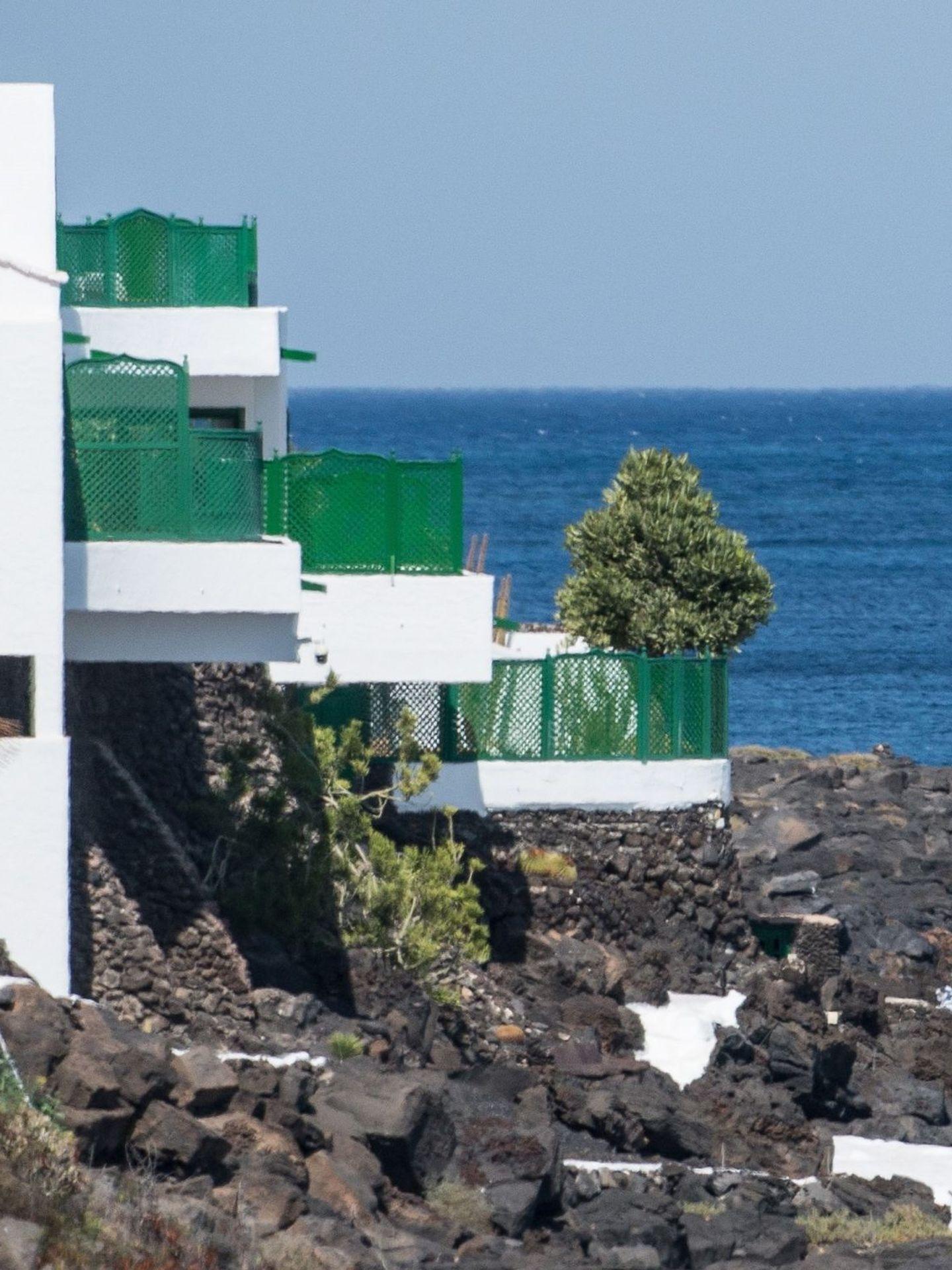Vistas de la residencia de La Mareta, en Costa Teguise (Lanzarote). (EFE)