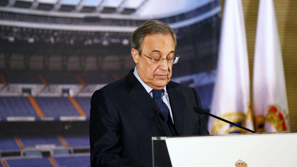 Internet se moviliza para exigir la dimisión de Florentino Pérez