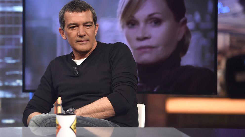 """Antonio Banderas: """"A Melanie la he querido, quiero y querré"""""""