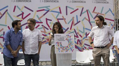 Podemos recurrirá ante el Supremo para que suspenda la intervención de la Generalitat