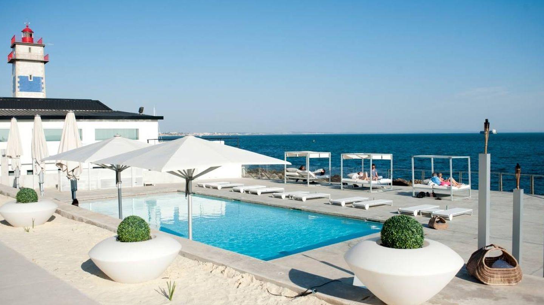 El Farol Design, un hotel de diseño en un paisaje espectacular.