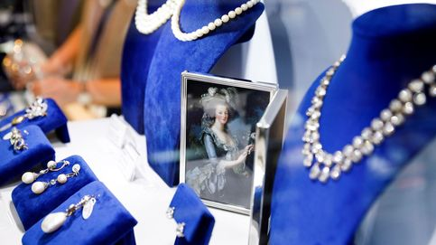 Subasta de varias joyas de María Antonieta