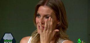 Post de 'La Sexta Noche' hace llorar a Andrea Ropero en su último programa