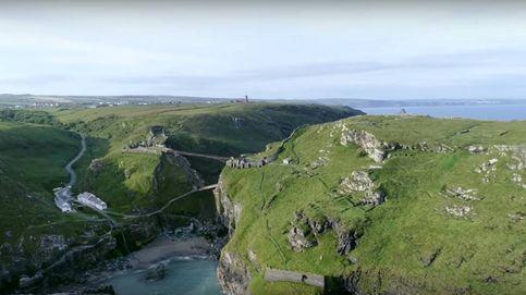 La isla donde nació la leyenda del Rey Arturo se puede visitar 500 años después