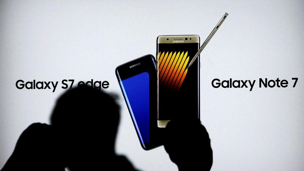 El problema (sin resolver) del Note 7 ya afecta a los nuevos móviles de Samsung