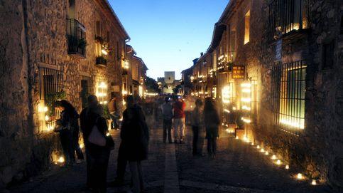 Música clásica a la luz de 30.000 velas: así son los conciertos de Pedraza