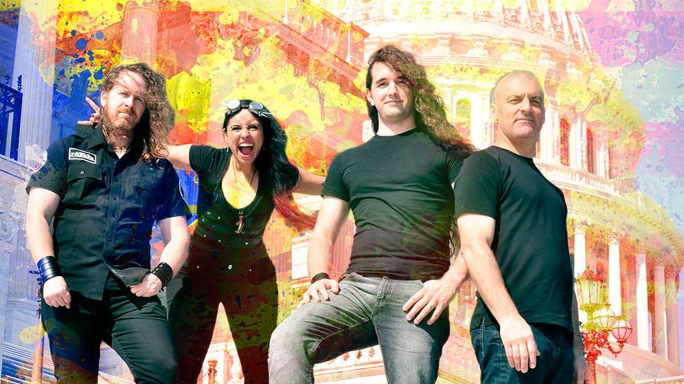 Foto: La versión es del grupo americano A Sound Of Thunder.