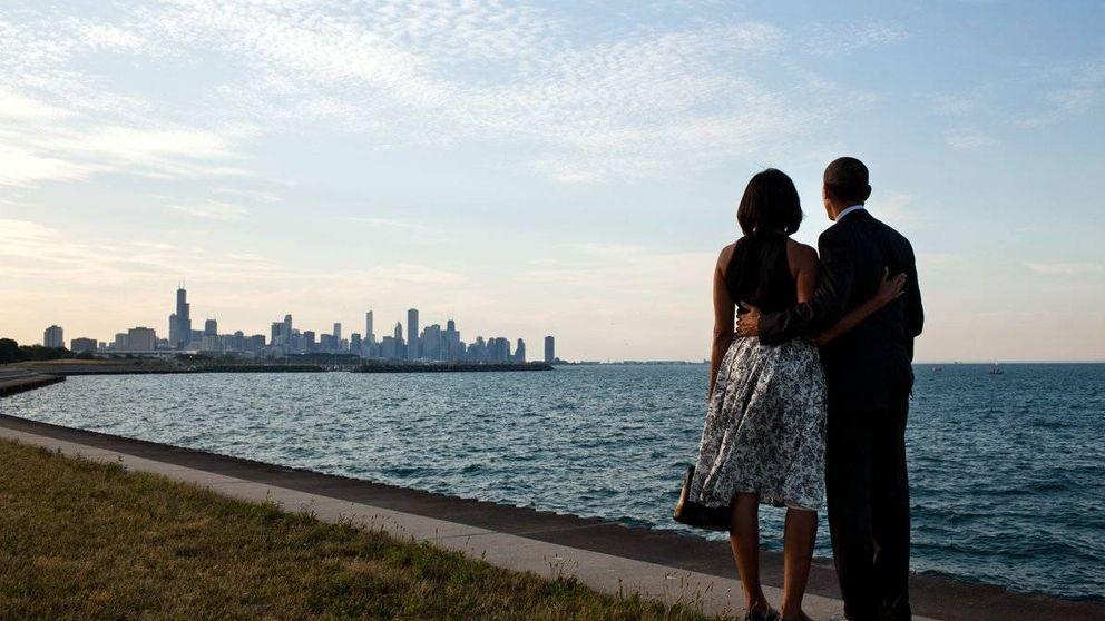 Llega Donald Trump: 12 fotos para echar (mucho) de menos a la familia Obama