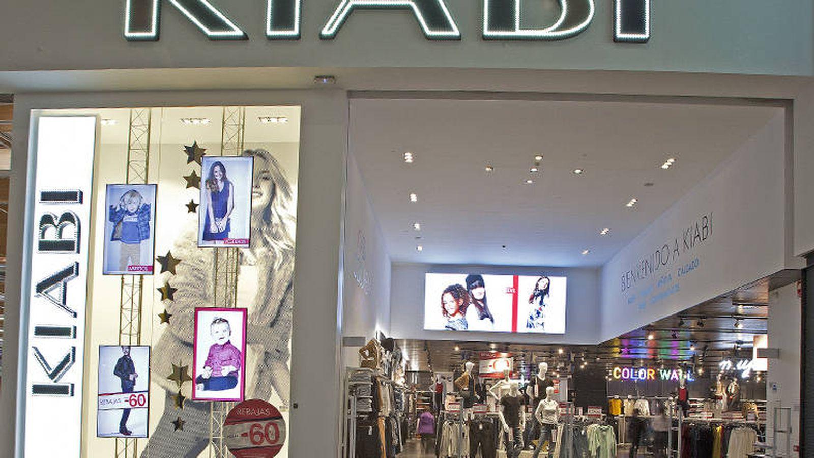 Foto: Tienda en el centro comercial Isla Azul de Kiabi, que está inmersa es un ambicioso plan de expansión en España.