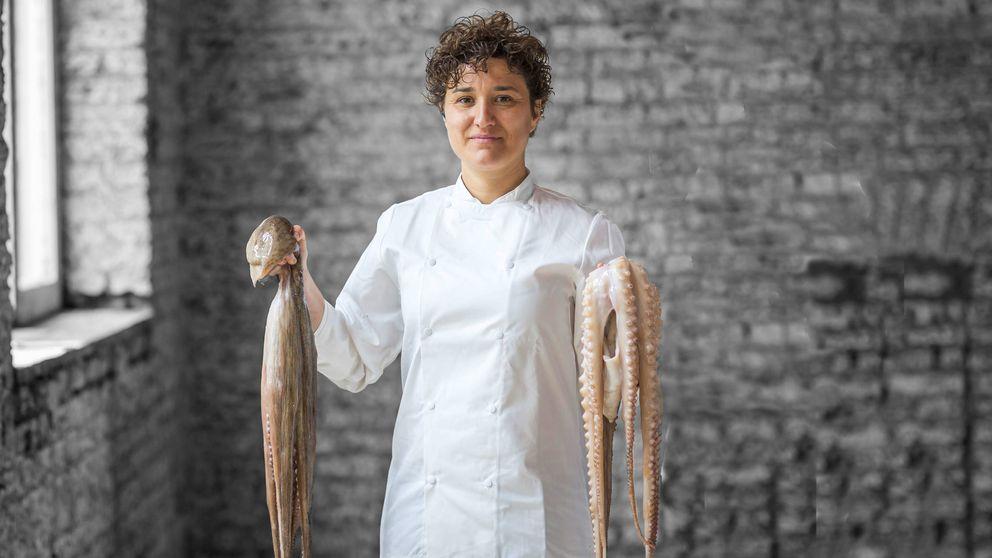 La chef bilbaína que triunfa en Londres: En España llevamos diez años de retraso