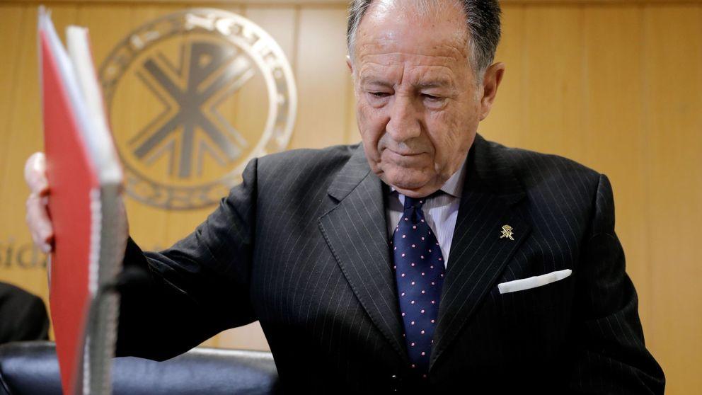 Sánchez hereda al jefe del CNI de Zapatero: al general Sanz Roldán le queda un año