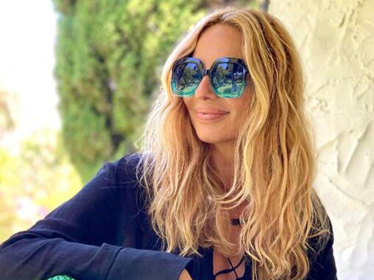 Foto: Marta Sánchez en una imagen de sus redes sociales. (Instagram @martisimasanchez)