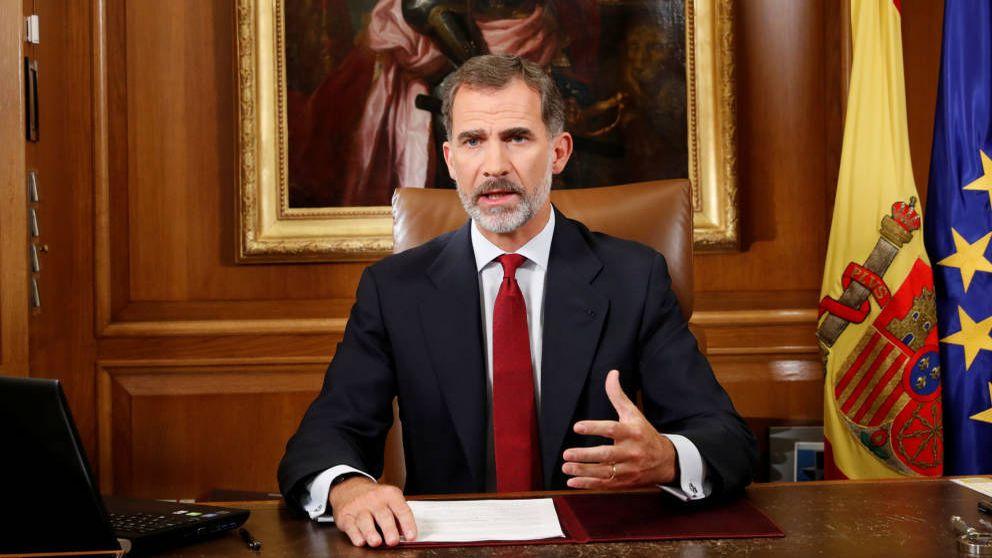 Azaña (1937), Felipe VI (2017) y la misma deslealtad separatista