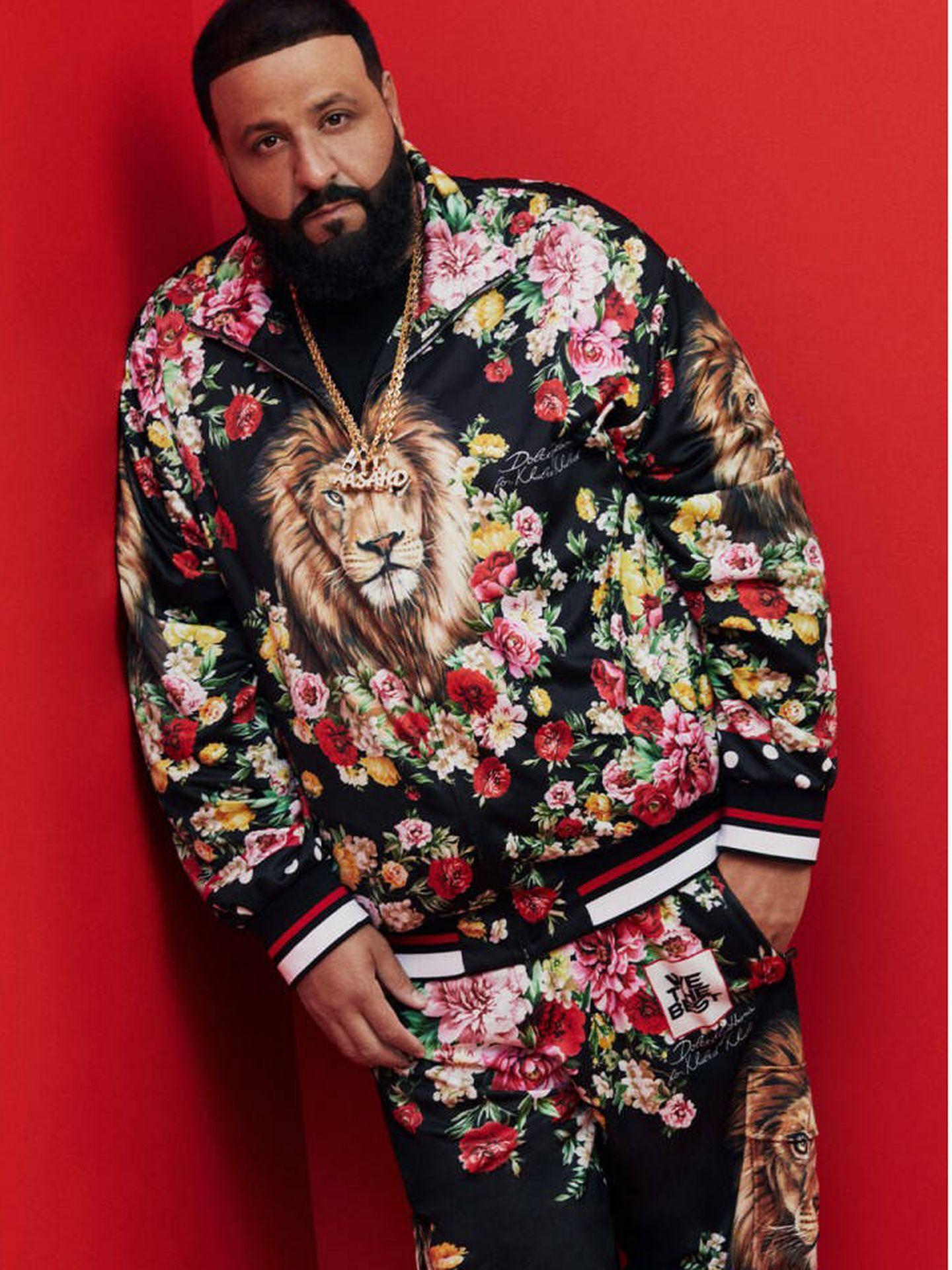 DJ Khaled x Dolce & Gabbana.