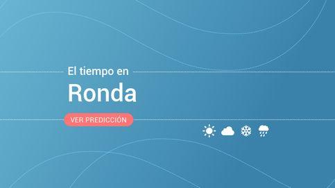 El tiempo en Ronda: previsión meteorológica de hoy, lunes 21 de octubre