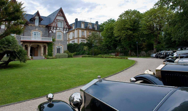Foto: El hotel Villa Soro tiene todo el encanto (aristocrático) donostiarra