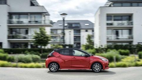 Toyota Yaris: pequeño para la ciudad y grande en tecnología