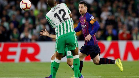 Betis - Barcelona en directo: resumen, goles y resultado