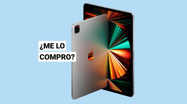 Cambié mi MacBook por el último iPad Pro de Apple: sobra la potencia pero falta algo más