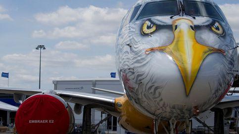 Cazas, jumbos y aviones del futuro: todo lo que verás en la mayor feria de aviación