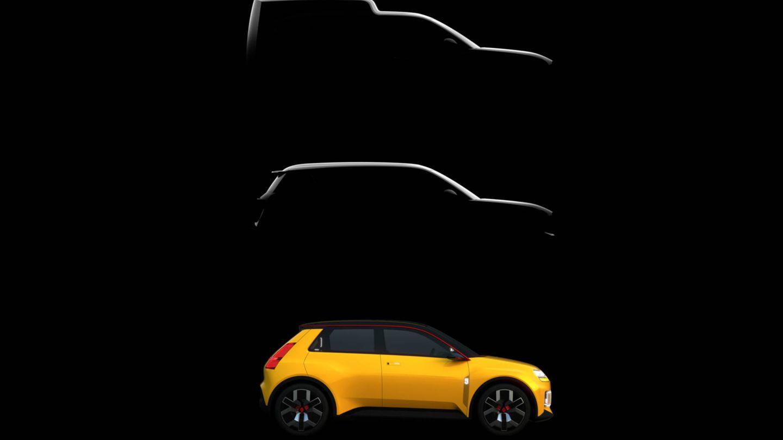 Además del futuro Renault 5 podrían aparecer dos nuevos Renault 4, uno tipo turismo y otro comercial. Y todos eléctricos.