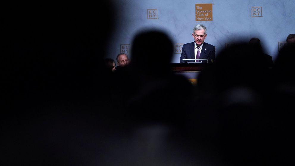 La bolsa de Nueva York se dispara tras el discurso del presidente de la Fed
