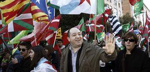 Post de Barrena vuelve a la primera línea de Bildu: el 82% de las bases avala que lidere las europeas