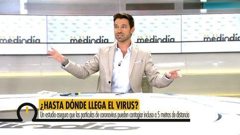 Un negacionista del coronavirus se ríe de un médico en Telecinco: Pido respeto