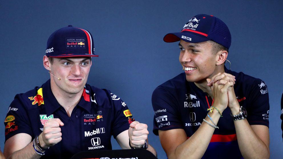 La oportunidad envenenada que le espera a Albon en Red Bull junto a Verstappen