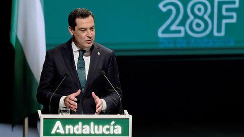 Vox se desmarca de un Día de Andalucía marcado por el sufrimiento 'covid'