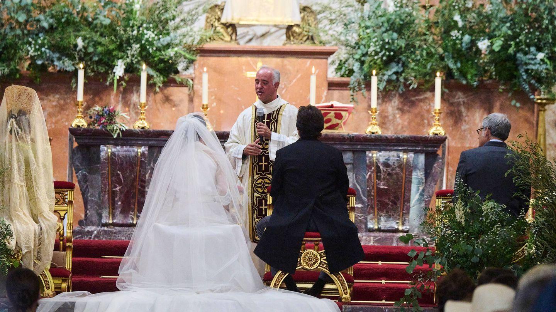 Imagen de la ceremonia. (LP)